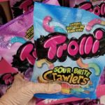 trolli sour brite crawlers at homeland