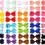 20 sets of hairbows