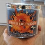 3 wick candles at bath & body works