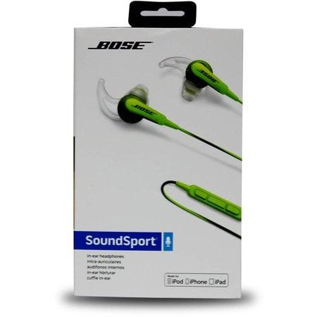 Walmart: Bose SoundSport In Ear Headphones $39.00 (Reg. $99)!