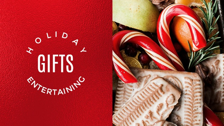 HOLIDAY ENTERTAINING GIFTS FOR 2019