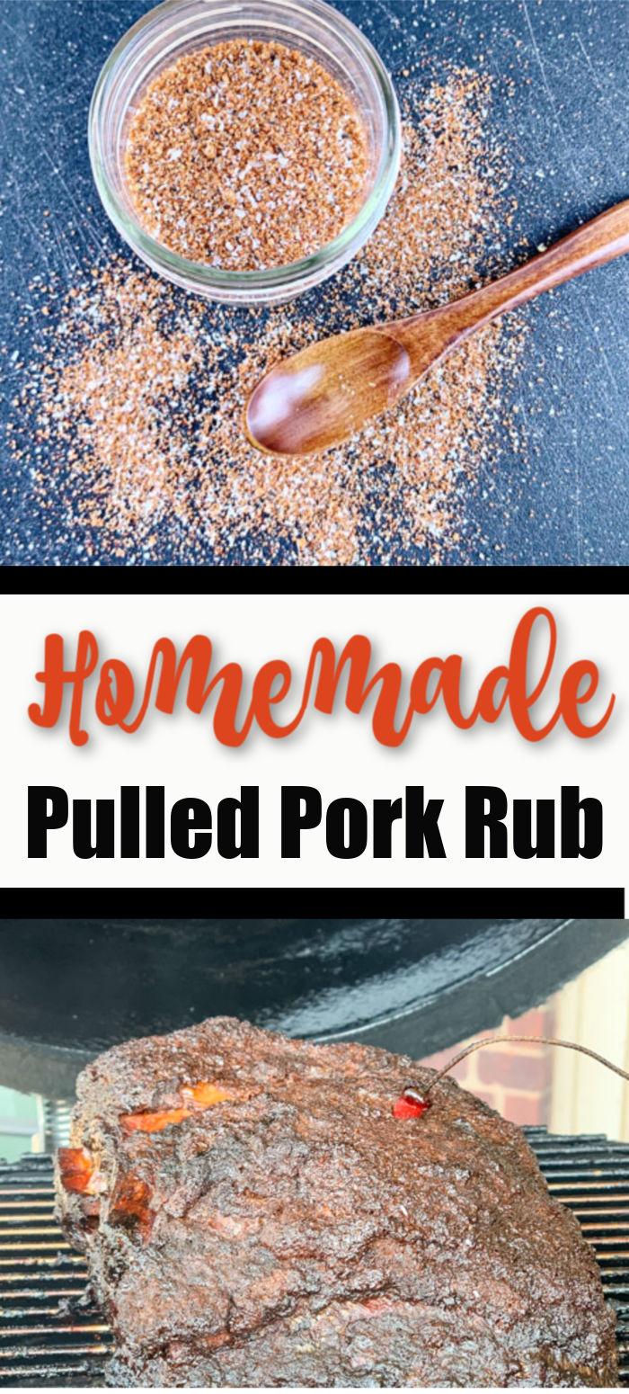 Homemade Pulled Pork Rub