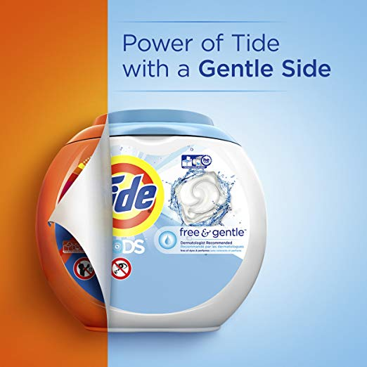Amazon: Tide Pods 81 Ct. Only $15.63 Shipped WYB 3!