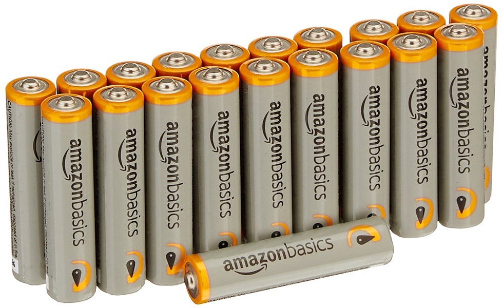 AmazonBasics Batteries 20 Count as Low as $4.22!