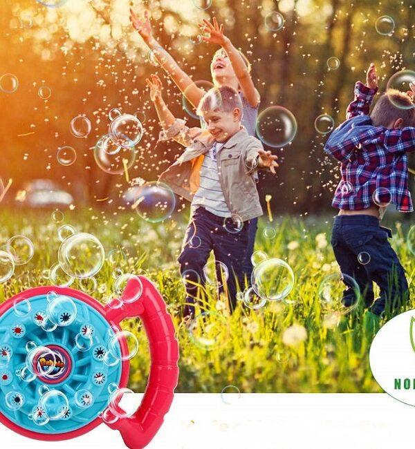 bubble machine on amazon