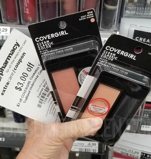 covergirl blush at cvs