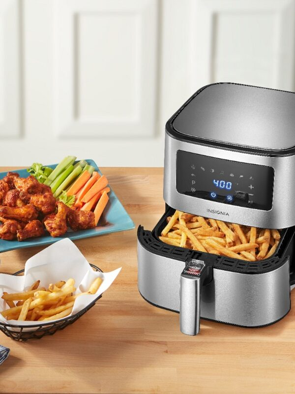 Digital Air Fryer by Insignia $49.99 + FREE Shipping – Today Only