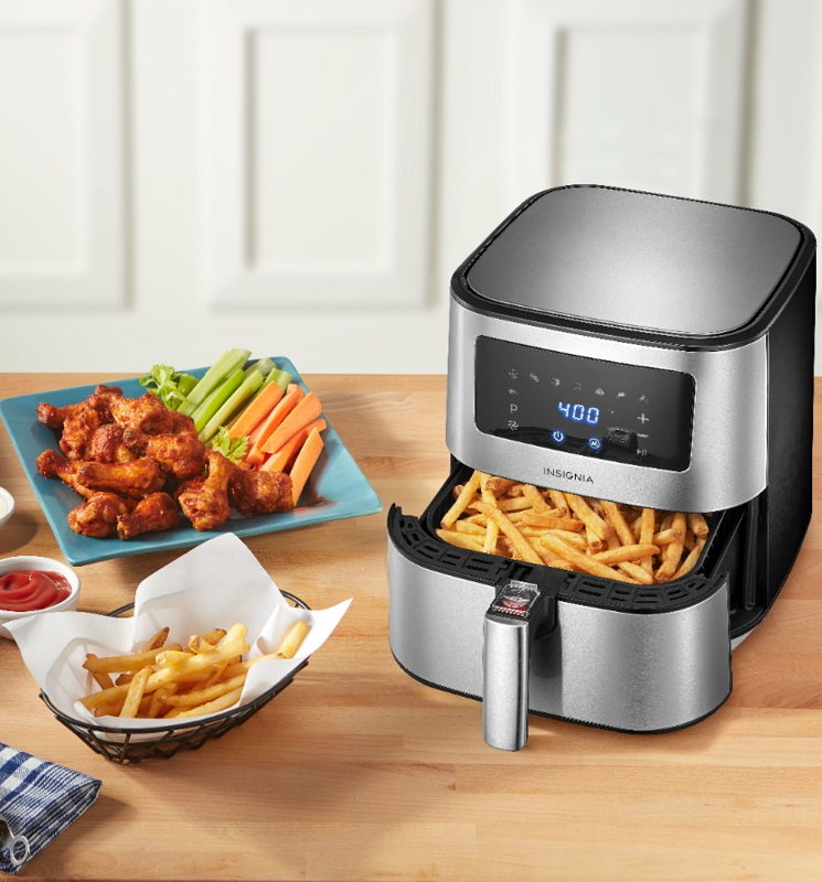 Digital Air Fryer by Insignia $49.99 + FREE Shipping – Today Only *EXPIRED*