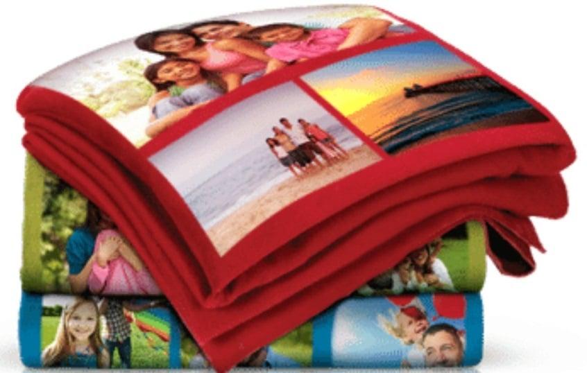 Fleece Photo Blankets $17.50 (Reg. $60) at Walgreens
