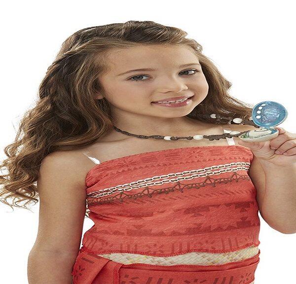 moanas magical seashell necklace
