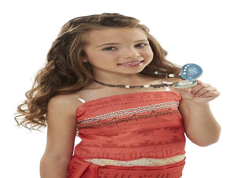 Moana's Magical Seashell Necklace $9.49 on Amazon!