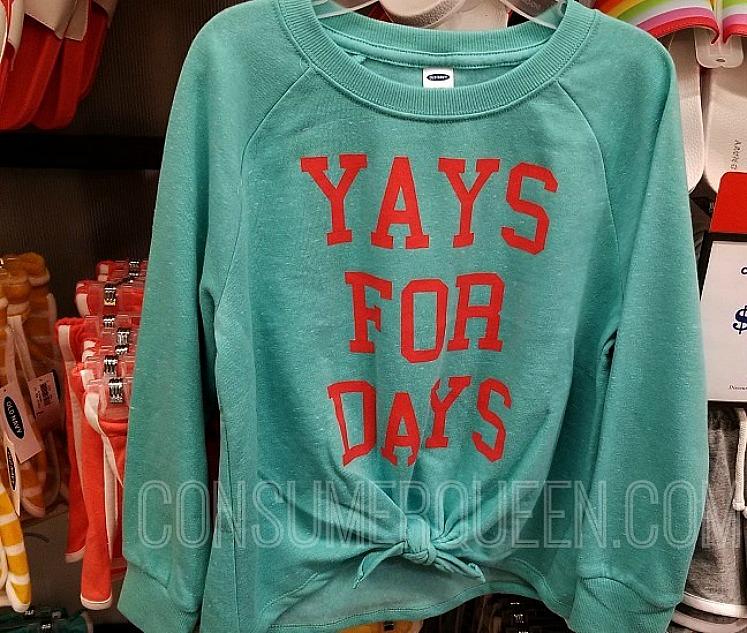 Old Navy Sweatshirts (Women's & Men's) $12 – Today Only! *EXPIRED*