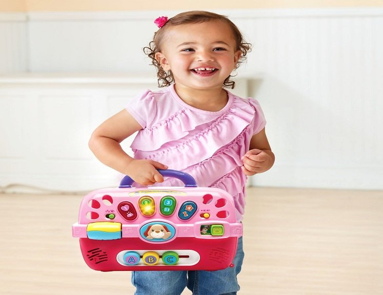 VTech Puppy Learning Center – Care for Me Set $16.99(reg. $24.99) on Amazon!
