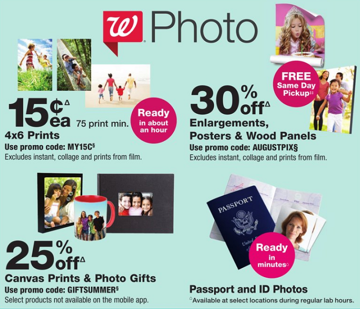 Walgreens Photo Deals: 75% Off Fleece Blankets & More!
