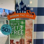 50% off sale at Bath & Body Works