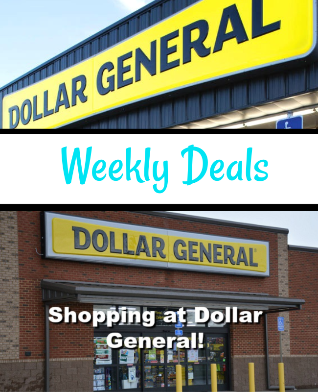 Dollar General Unadvertised Deals