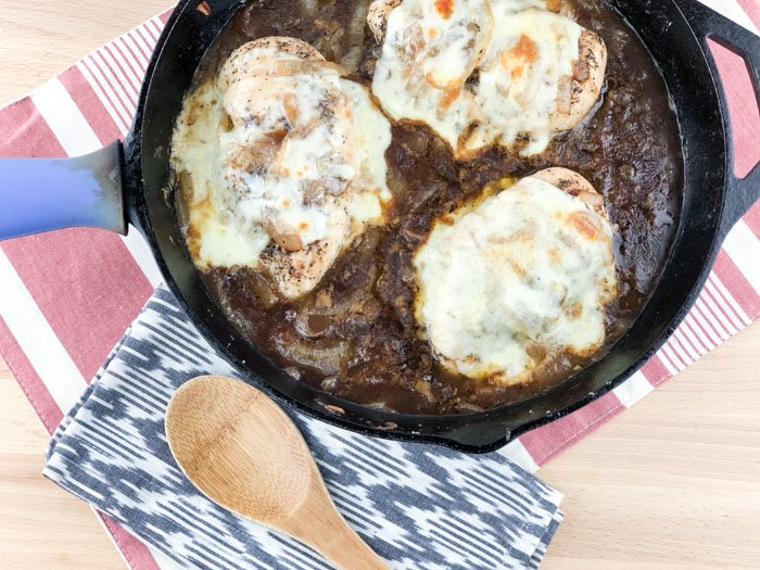 French Onion Skillet 2