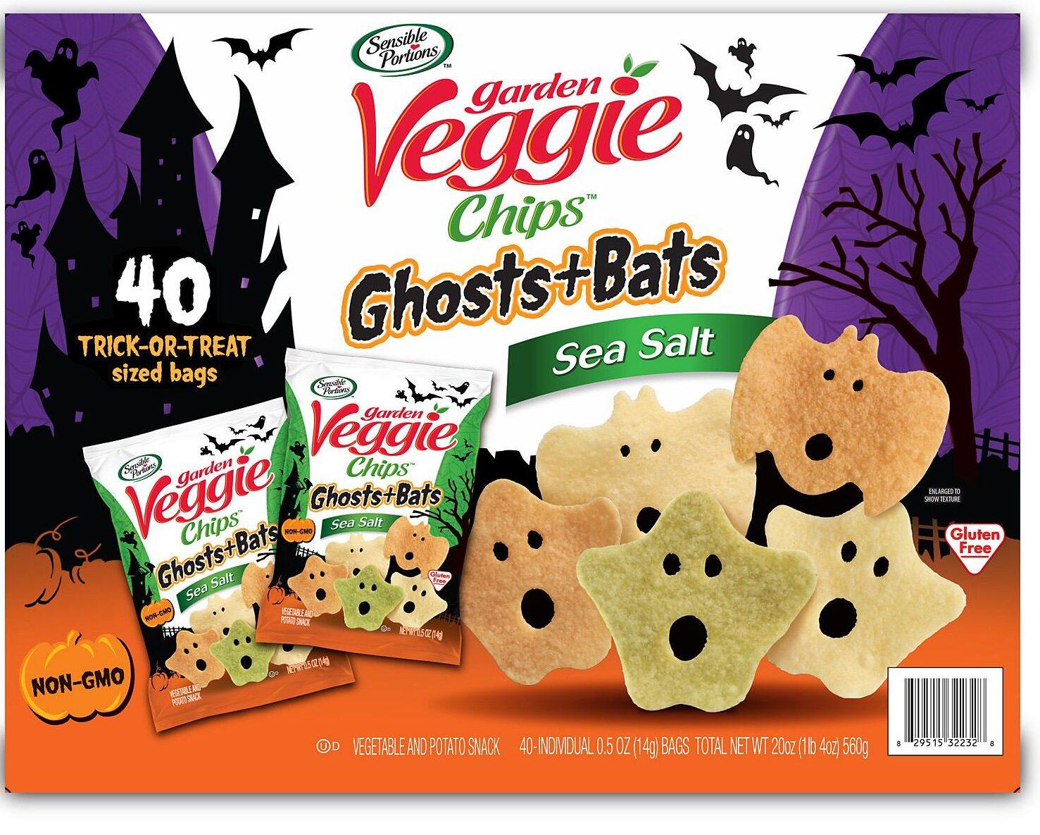 Sam's: Garden Veggie Chips 40-Ct Just $11.98!