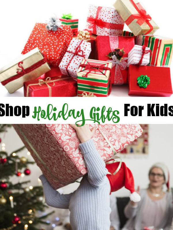 Holiday Gifts for Kids 2019