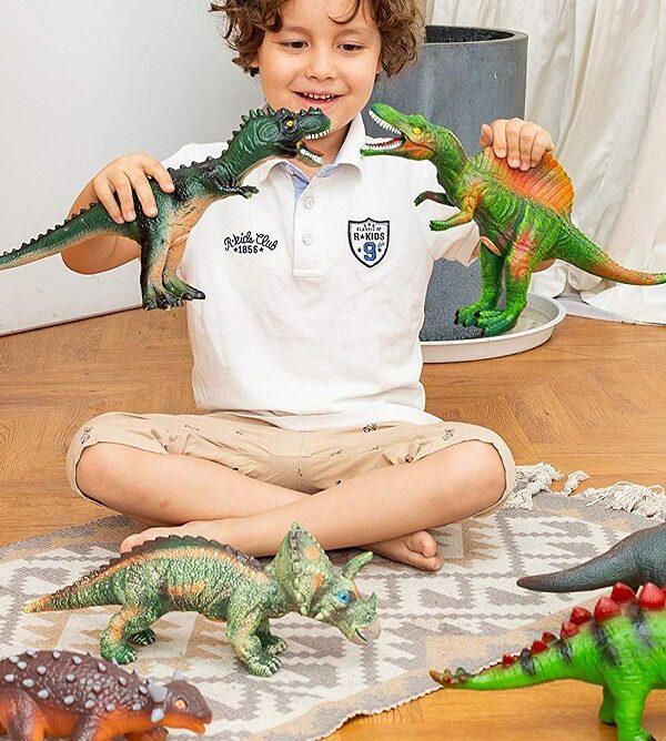 jumbo roaring dinosaurs on amazon