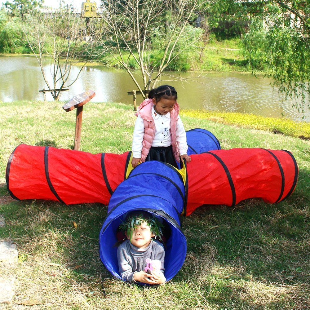 Kids Play Tunnel Toy – 70% off on Amazon