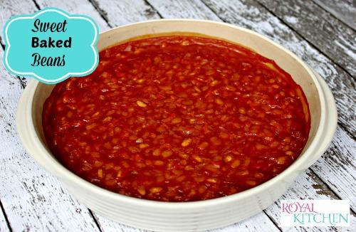 Sweet Baked Beans Recipe