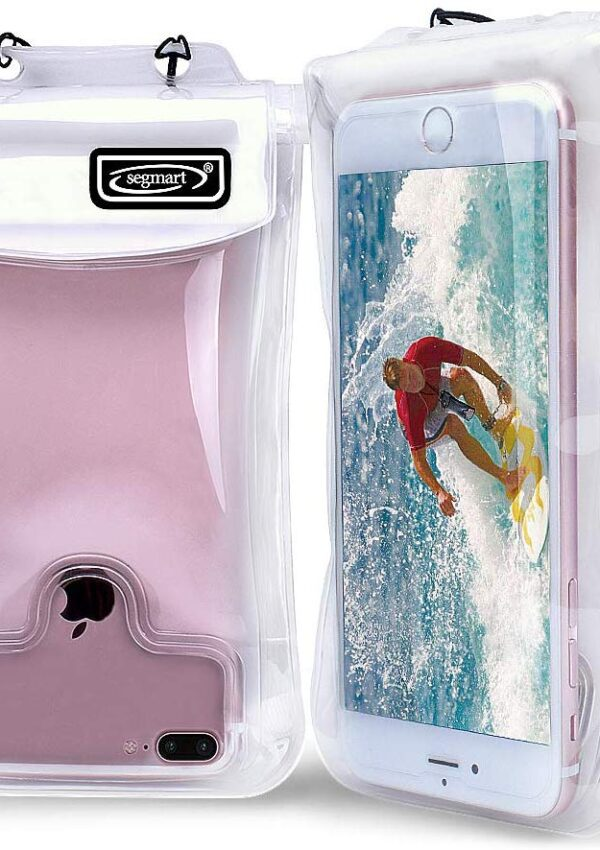 Waterproof Phone Case, perfect for traveling! Just $3.90 – 70% off on Amazon