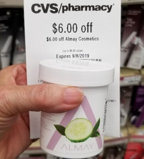 almay makeup removers at cvs