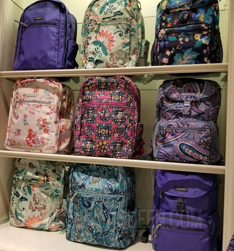 40% Off Vera Bradley Select Backpacks & Lunch Bags + FREE Shipping!