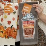 celebrate fall kitchen towels at kohls