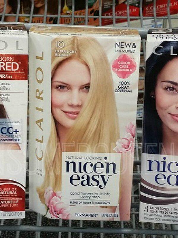clairol hair color at cvs