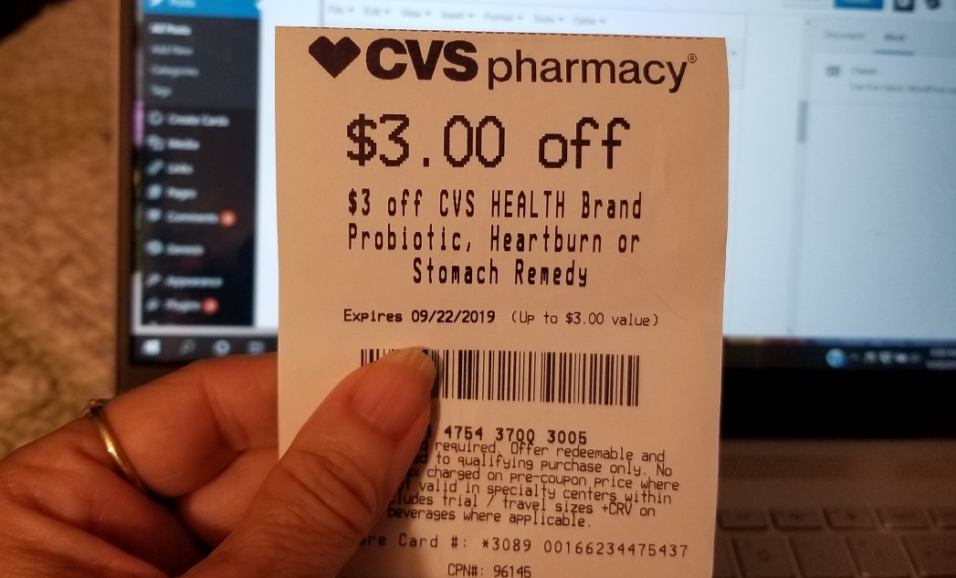 CVS Health Products Under $1.00 For Some – as Low as 36¢!