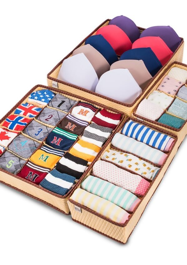 divided drawer organizers
