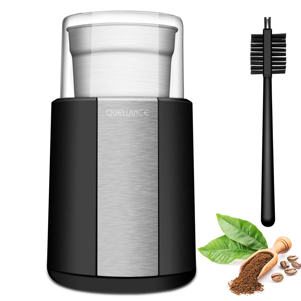 Electric Coffee Grinder for coffee & spices – 50% off! $15.99 on Amazon