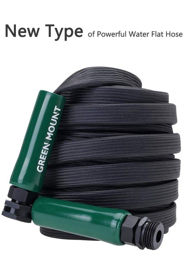 flat water hose