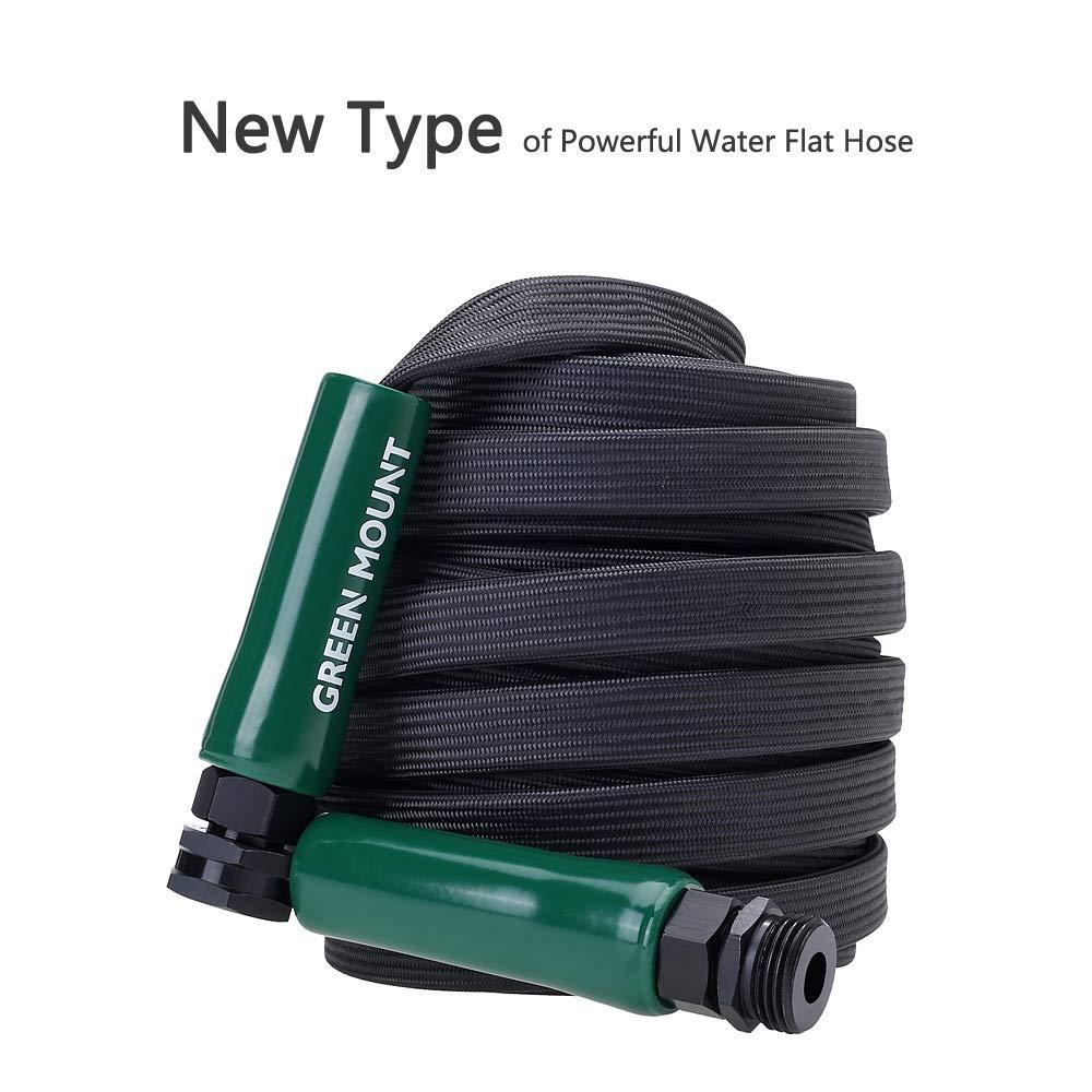 Flat Garden Water Hose, High Pressure – $12 on Amazon! 70% off