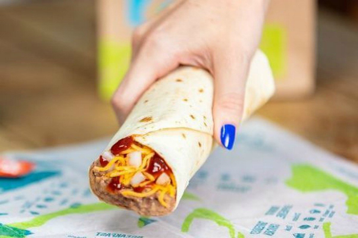 FREE Bean Burrito at Taco Bell With $5 Order – Details Here!