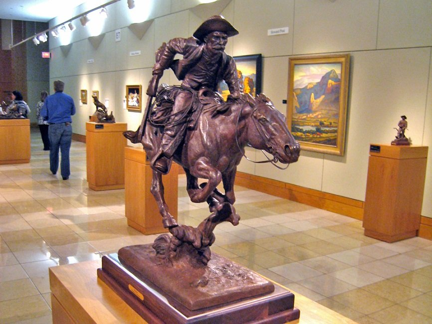 FREE in OKC – Admission to National Cowboy & Western Heritage Museum Tomorrow!