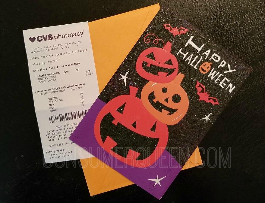 Hallmark Card as Low as FREE at CVS This Week!