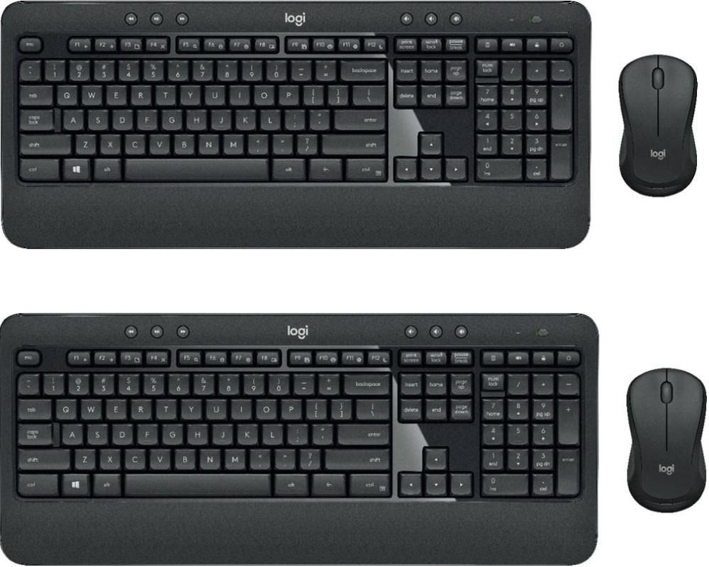 Logitech Advanced Wireless Keyboard & Mouse Bundle $31.99 (Reg. $60) + Free Shipping **EXPIRED**