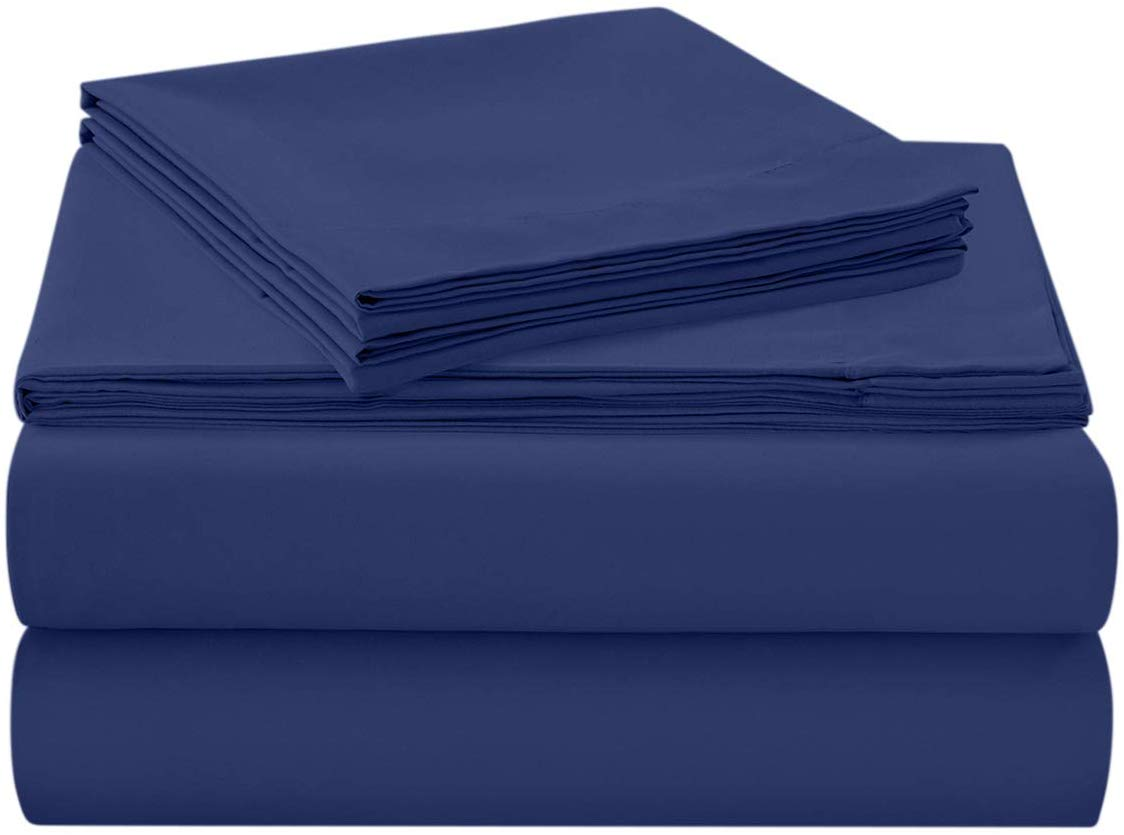 Microfiber Sheet Set in tons of colors! 50% off – $8.50-9.99 on Amazon