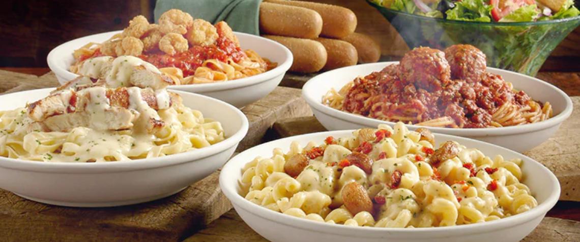 Never Ending Pasta Bowl is Back at Olive Garden!