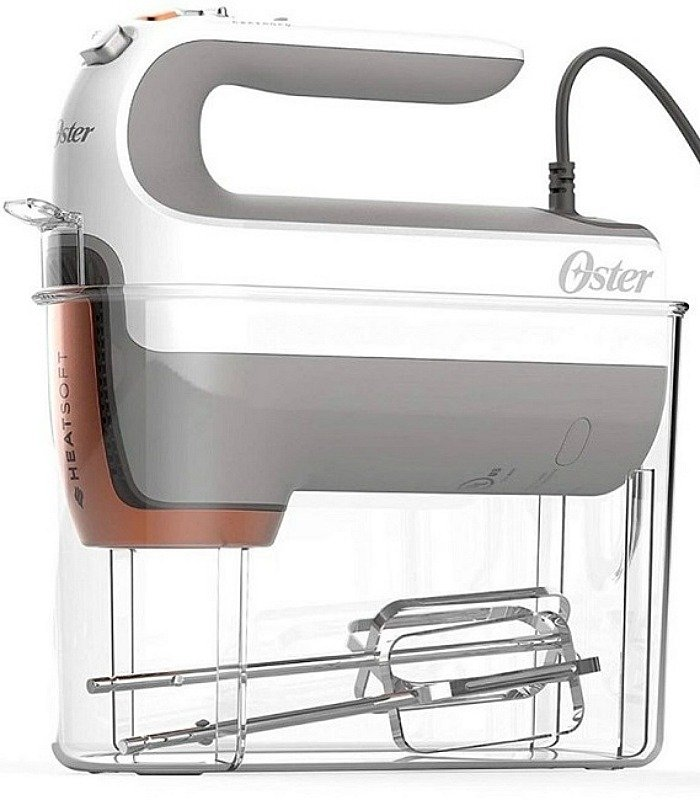 Oster HeatSoft 7 Speed Hand Mixer $49.99 (Reg. $100) + FREE Shipping **EXPIRED**