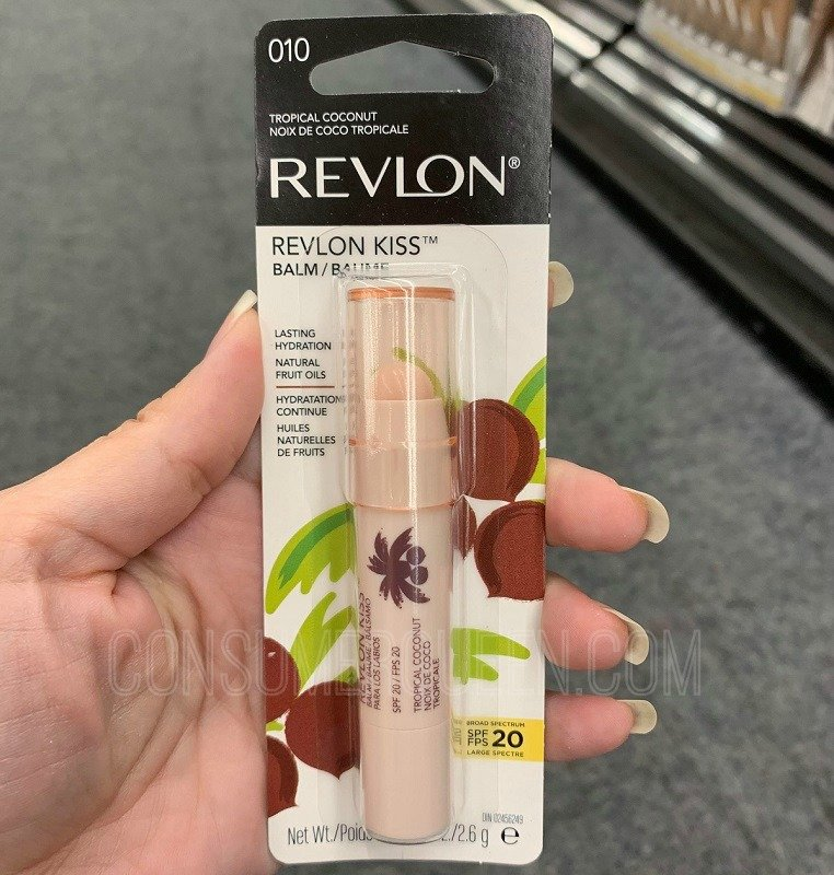 Revlon Kiss Balm 43¢ Each!