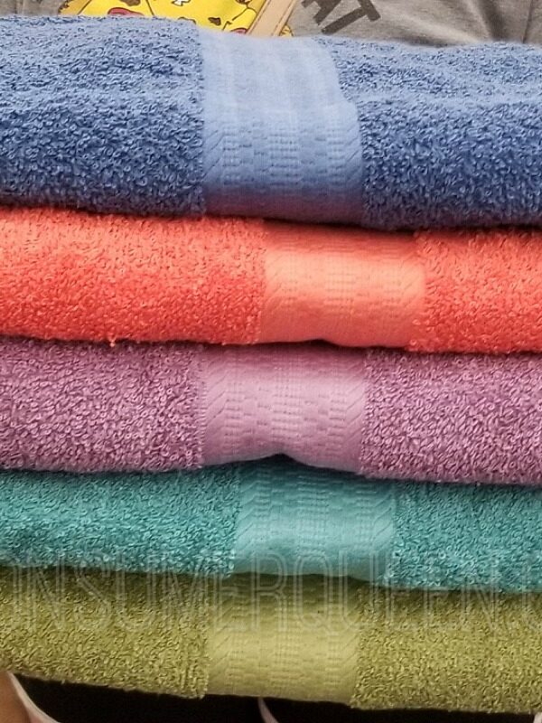 solid color bath towels at kohls