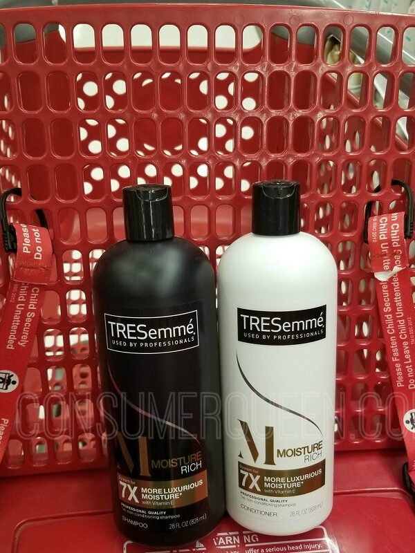 TRESemme Hair Care as Low as 75¢ at Target After Gift Card!