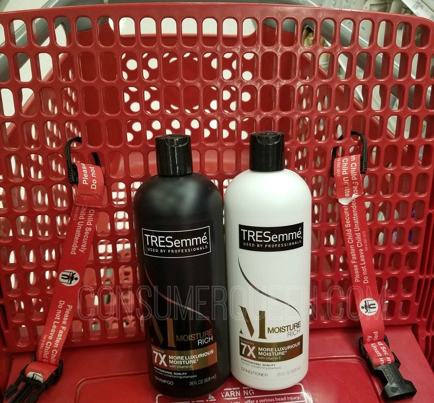 tresemme hair care at target