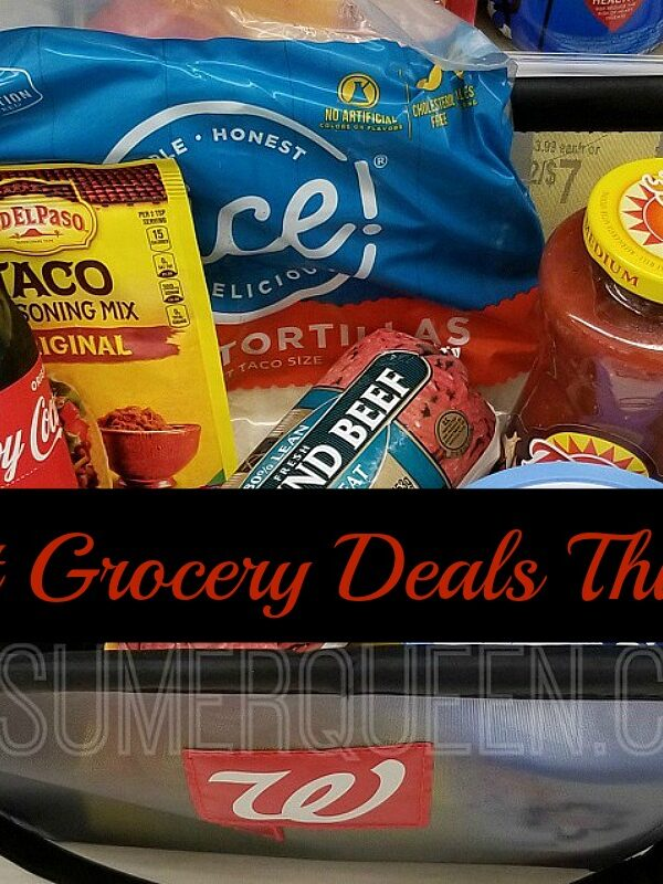 grocery deals this week at walgreens