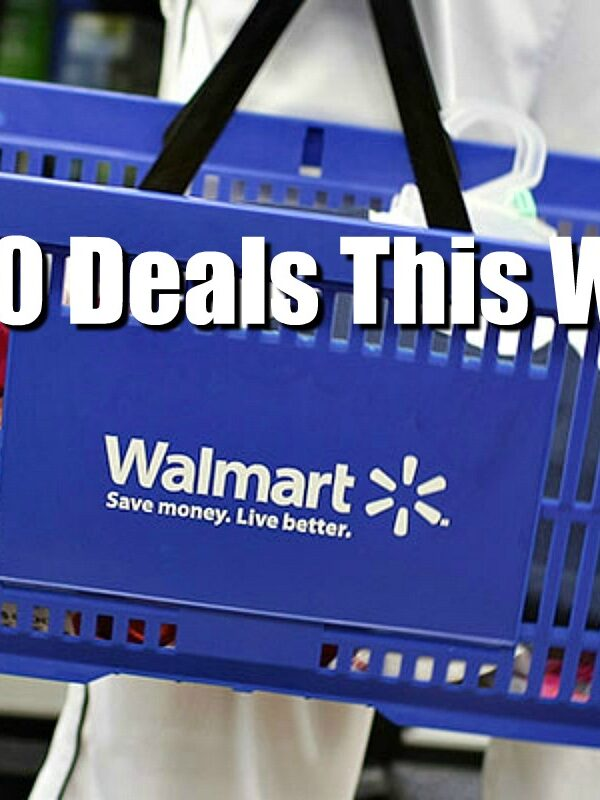 Walmart Weekly Coupon Deals 11/2/19