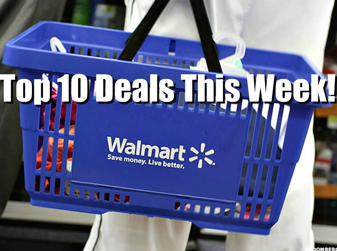 Walmart Weekly Coupon Deals Check The List Save